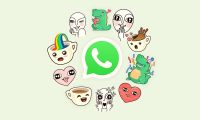 WhatsApp Messenger App New 2018 Personalized Stickers