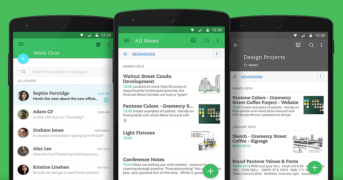 Increased Productivity with Evernote