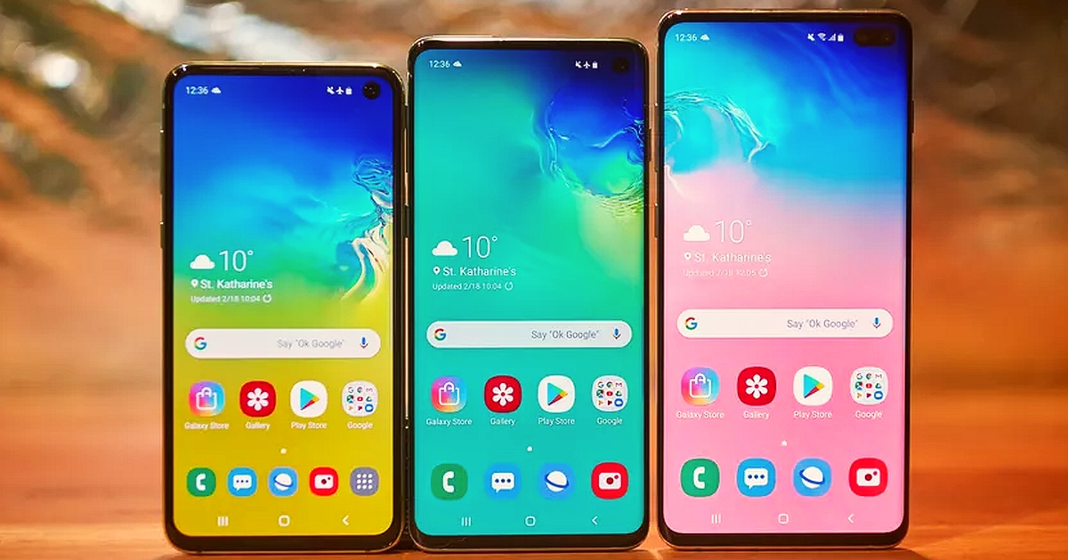 The Innovation and Success of the Samsung Galaxy S10